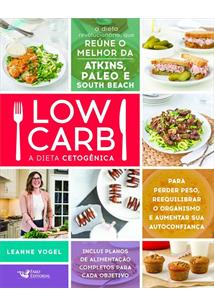LIVRO LOW CARB: A DIETA CETOGENICA