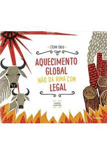 AQUECIMENTO GLOBAL NAO DA RIMA COM LEGAL - 2ªED.(2017)