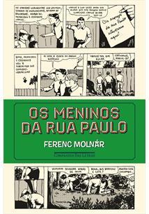 LIVRO OS MENINOS DA RUA PAULO
