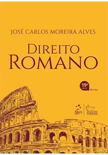 DIREITO ROMANO - 19ªED.(2019)