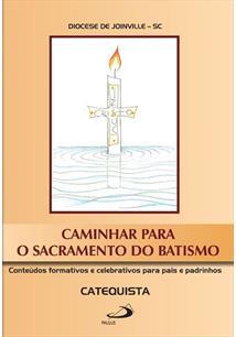 Caminhar Para O Sacramento Do Batismo Catequista Diocese De