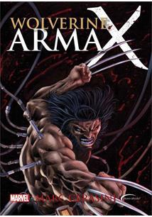 LIVRO WOLVERINE: ARMA X