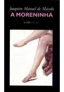 A MORENINHA - 1ªED.(1997) - Joaquim Manuel de Macedo - Livro