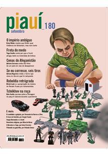 PIAUI #180 - 1ªED.(2021)