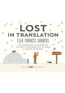 LOST IN TRANSLATION: UM COMPENDIO ILUSTRADO DE PALAVRAS INTRADUZIVEIS DE TODAS ...