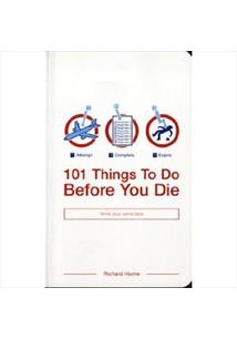 101 things to do before you die richard horne pdf
