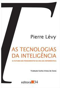 LIVRO AS TECNOLOGIAS DA INTELIGENCIA