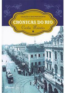 CRONICAS DO RIO: CECILIA MEIRELES