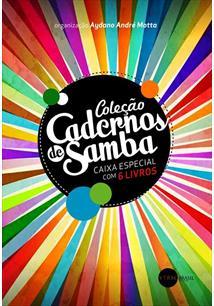 BOX COLEÇAO CADERNOS DE SAMBA - 6 VOLS