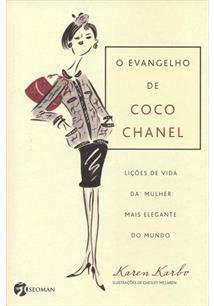 LIVRO O EVANGELHO DE COCO CHANEL