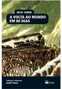 A Volta Ao Mundo Em 80 Dias Julio Verne Livro