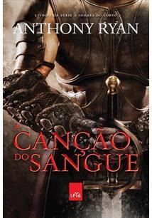 LIVRO A CANÇAO DO SANGUE - 1ªED.(2014)