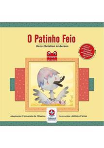 LIVRO O PATINHO FEIO - 1ªED.(2018)