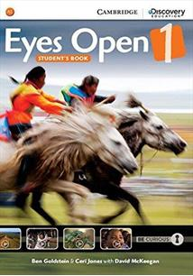 EYES OPEN 1 - STUDENT'S BOOK