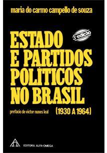 e13f0271811 ESTADO E PARTIDOS POLITICOS NO BRASIL (1930 A 1964) - 3ªED.(2012 ...