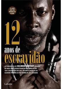 12 ANOS DE ESCRAVIDAO - 1ªED.(2019)
