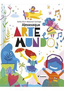 ALMANAQUE ARTE E MUNDO - 1ªED.(2021)