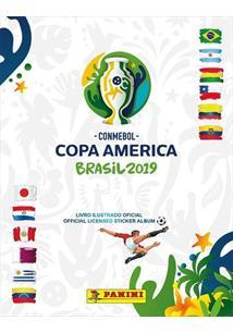 ALBUM COPA AMERICA: BRASIL 2019