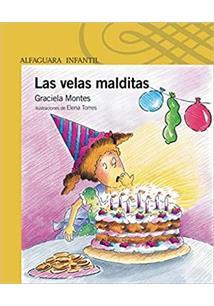 LAS VELAS MALDITAS - 1ªED.(2005)