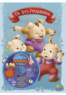 Os Tres Porquinhos Cristina Marques Livro