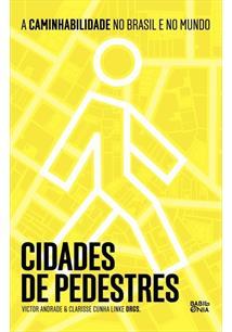 Resultado de imagem para Cidades de Pedestres: a caminhabilidade no Brasil e no mundo
