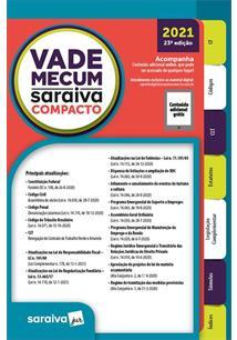VADE MECUM COMPACTO (23ª EDIÇAO 2021) - 23ªED.(2021)