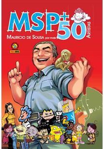 MSP 50: MAURICIO DE SOUSA POR 50 ARTISTAS