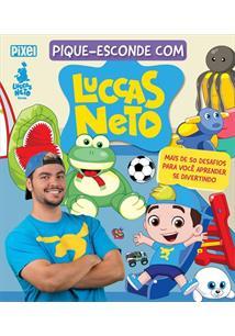 LIVRO PIQUE-ESCONDE COM LUCCAS NETO - 1 ªED.(2019)