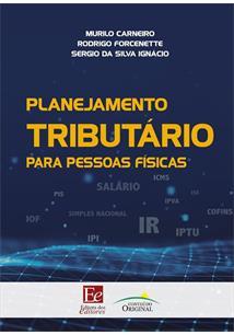 LIVRO PLANEJAMENTO TRIBUTARIO PARA PESSOAS FISICAS
