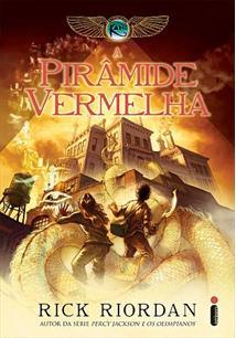 LIVRO A PIRAMIDE VERMELHA - 1ªED.(2010)