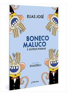 LIVRO BONECO MALUCO E OUTROS POEMAS - 1ªED.(2021)