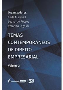 TEMAS CONTEMPORANEOS DE DIREITO EMPRESARIAL: VOLUME 2