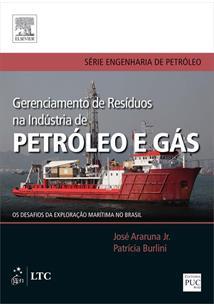 LIVRO GERENCIAMENTO DE RESIDUOS NA INDUSTRIA DE PETROLEO E GAS