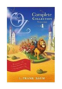 OZ: THE COMPLETE COLLECTION - VOLUME 4