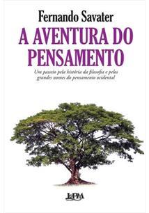 A AVENTURA DO PENSAMENTO - 1ªED.(2015)