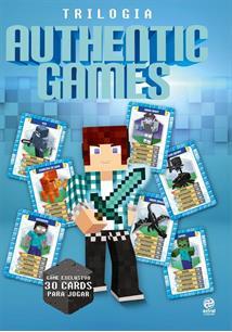 BOX TRILOGIA AUTHENTIC GAMES - 2ªED.(2019)