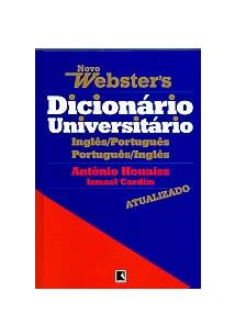 DICIONARIO UNIVERSITARIO WEBSTER ING/POR POR/ING
