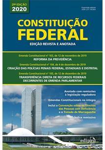CONSTITUIÇAO FEDERAL 2020 - 29ªED.(2020)