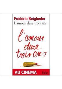 AMOUR DURE TROIS ANS, L' - 1ªED.(2001)
