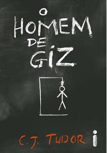 O HOMEM DE GIZ - 1ªED.(2018)