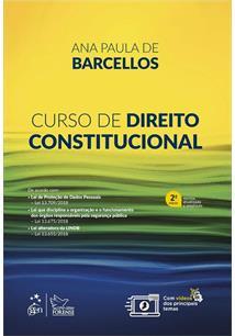 CURSO DE DIREITO CONSTITUCIONAL - 2ªED.(2019)
