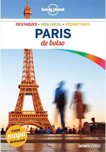 LONELY PLANET: PARIS DE BOLSO