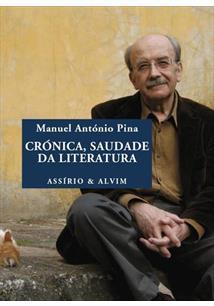 CRONICA, SAUDADE DA LITERATURA