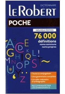 LE ROBERT DE POCHE (2019)