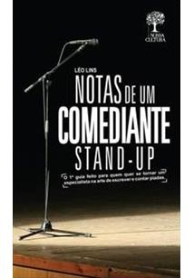 notas de um comediante stand up