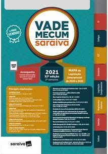VADE MECUM SARAIVA 2021 - 32ªED.(2021)