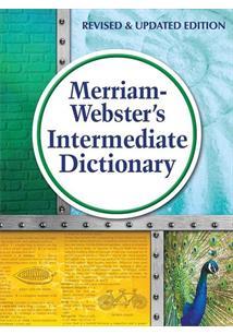 MERRIAM-WEBSTER'S DICTIONARY - Merriam Webster - Livro