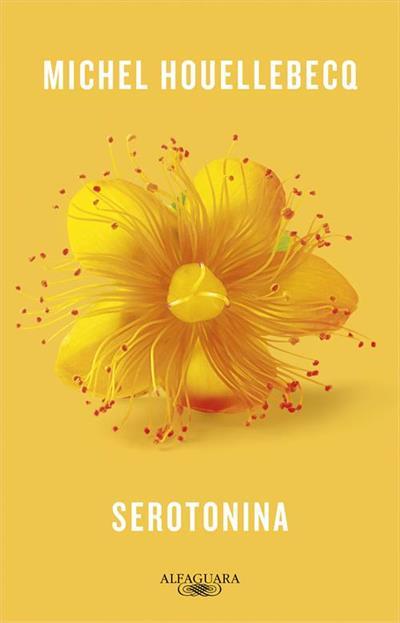 SEROTONINA - 1ªED.(2019) - Michel Houellebecq - Livro