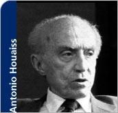 ANTONIO HOUAISS